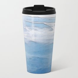 Hovering over the Alps Travel Mug