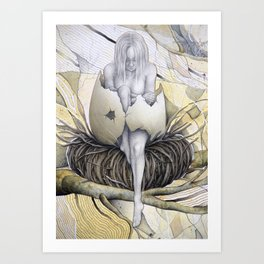 Renewed Art Print