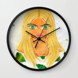 The Brooklyn Gaze Wall Clock
