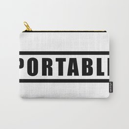 portable Carry-All Pouch
