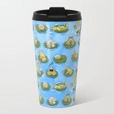 Froggy Fun Travel Mug