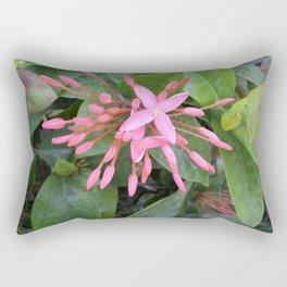 Pink Belize  Rectangular Pillow
