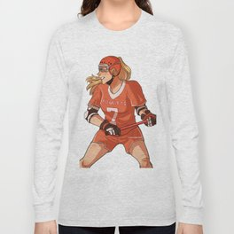 Allison for the game Long Sleeve T-shirt