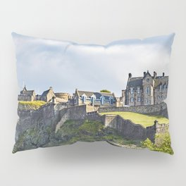 Edinburgh Castle Pillow Sham