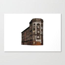 RODIER BUILDING Canvas Print