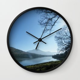Lake District Adventure Wall Clock
