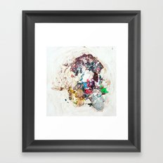 Abstract Geometric 10 Framed Art Print