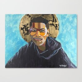 The Tribute Series-Tamir Rice Canvas Print