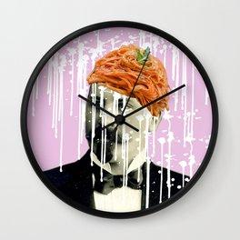 Mr. Sizou Wall Clock