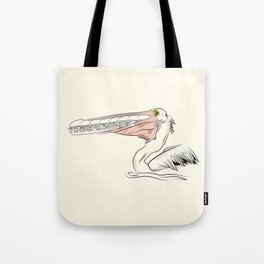 Party Sub Tote Bag