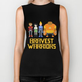 Bravest Warriors Biker Tank