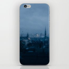 Rainy Rouen iPhone Skin