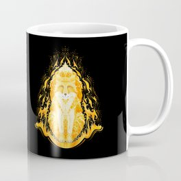 totem of sacred fire fox Coffee Mug
