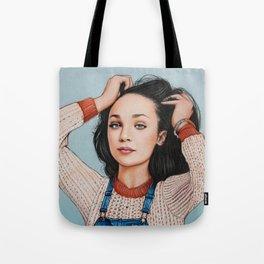 Maddie Ziegler Tote Bag