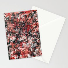 Imogene in Red Stationery Cards