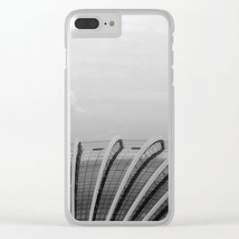 Singapore Architecture Clear iPhone Case