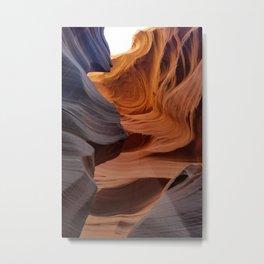 Antelope Canyon #2 Metal Print