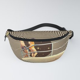 Illusionary Pool Party Fanny Pack