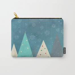 Xmas tree Carry-All Pouch