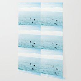 Flat Ocean Wallpaper