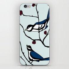 Blue Birds  iPhone & iPod Skin