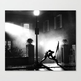 Exorcist Calling Canvas Print