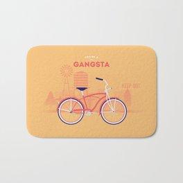 Gangsta Bath Mat