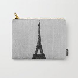 Eiffel Tower from afar Carry-All Pouch
