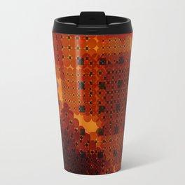 Tejiendo cuadritos · Glojag Travel Mug