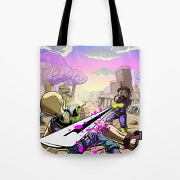 The Outlands Tote Bag