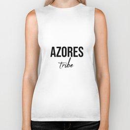 Azores tribe Biker Tank