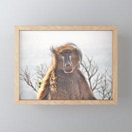 Golden Ancestor Dad Framed Mini Art Print
