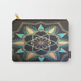 Kateri -Mandala Carry-All Pouch
