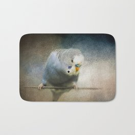 The Budgie Collection - Budgie 3 Bath Mat