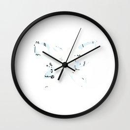 Butterfly 170 Wall Clock