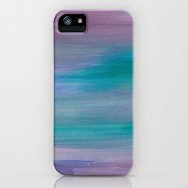 Ocean Mermaid Series 1 iPhone Case