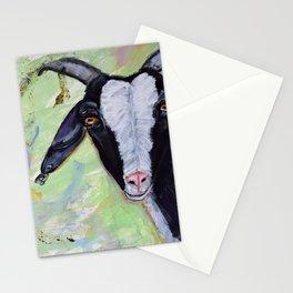 Helga the Goat Stationery Cards
