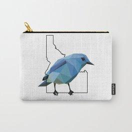 Idaho – Mountain Bluebird Carry-All Pouch