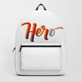 HER-o Backpack