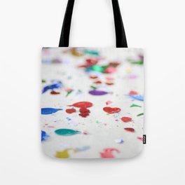 Confetti Sprinkle Tote Bag