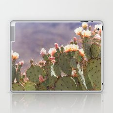 Prickly Pear Blooms I Laptop & iPad Skin