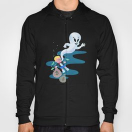 Where do friendly ghosts come from? Hoody