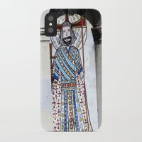 religion iPhone & iPod Cases featuring religion by Hannah