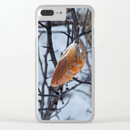 Emotional Baggage Clear iPhone Case