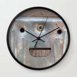 Silly Sawhorse Wall Clock