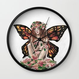 Fey Wall Clock