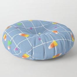 Dulce Azul Floor Pillow