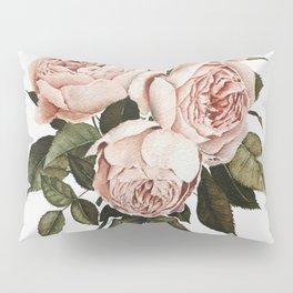 Three English Roses Pillow Sham