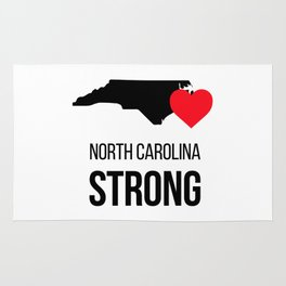 North Carolina strong / Hurricane season Rug