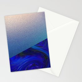 Sapphire and Steel Impressions Stationery Cards